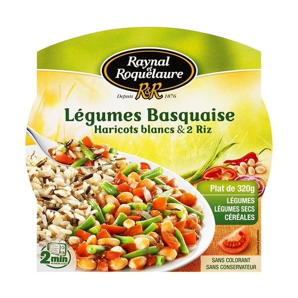 légumes basquaise raynal roquelaure photo film stylisme culinaire recette food style rhone lyon packaging pack