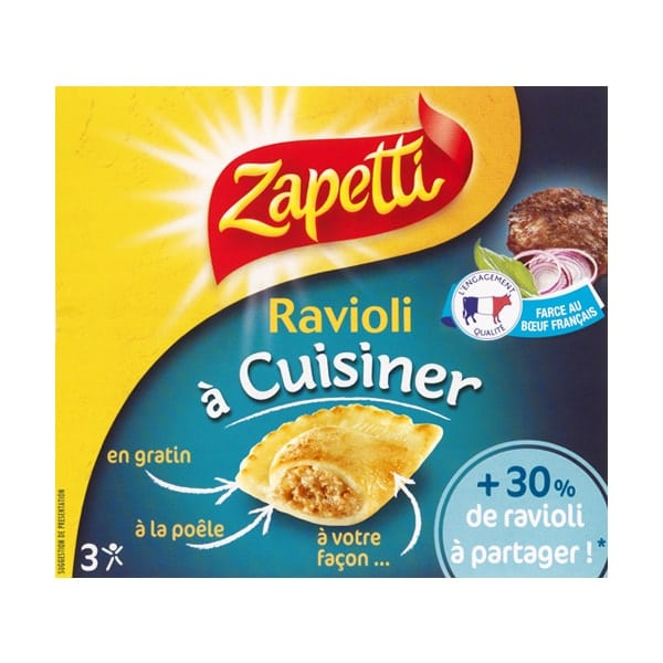 ravioli zapetti photo film stylisme culinaire recette food style rhone lyon packaging pack