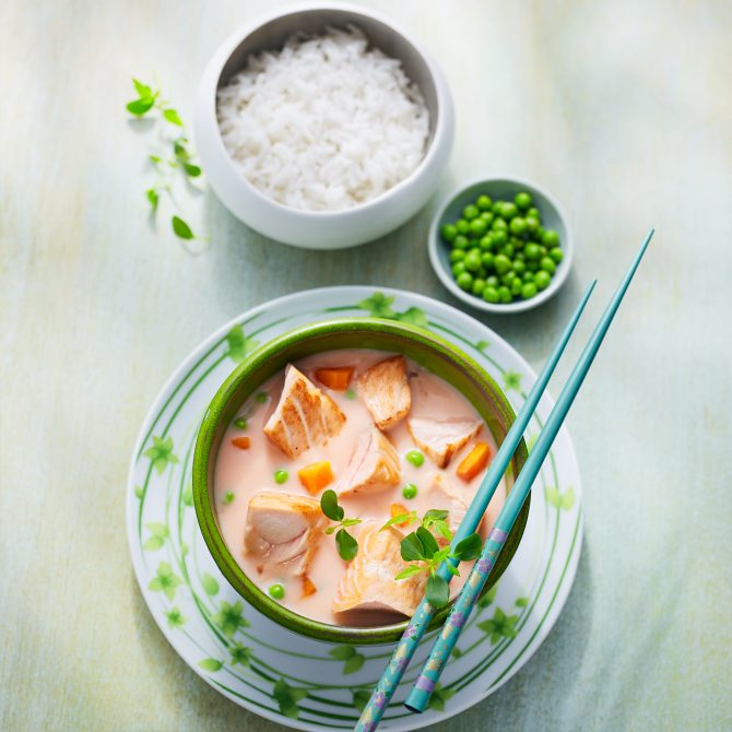 cassolette de saumon photo film stylisme culinaire recette food style rhone lyon