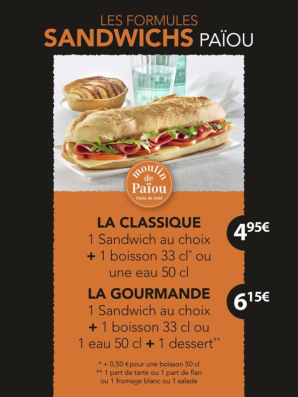 affichette menus culinaire rhone