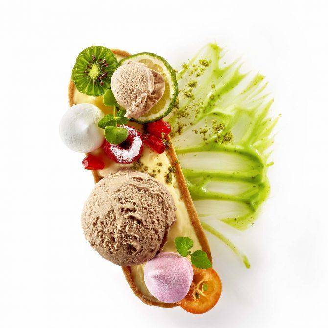 dessert glace tartelette photo film stylisme culinaire recette food style rhone lyon