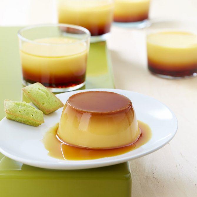 crème caramel photo film stylisme culinaire recette food style rhone lyon