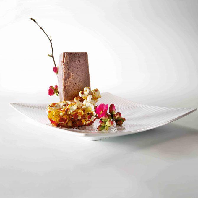 glace azuki pop corn photo film stylisme culinaire recette food style rhone lyon