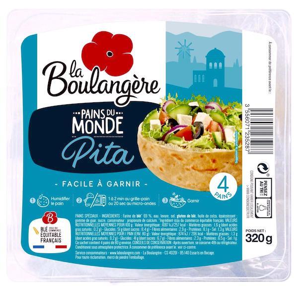 la boulangère pains du monde pita photo film stylisme culinaire recette food style rhone lyon packaging pack