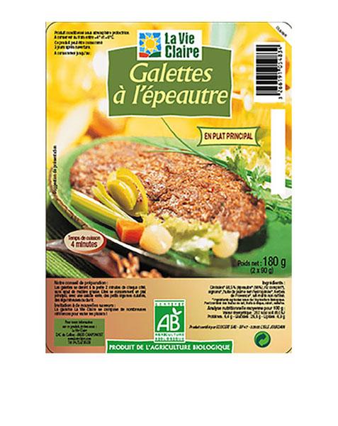 galette la vie claire photo film stylisme culinaire recette food style rhone lyon packaging pack