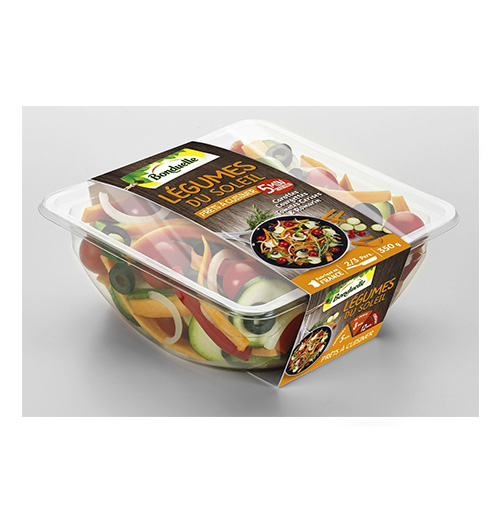 légumes soleil bonduelle photo film stylisme culinaire recette food style rhone lyon packaging pack
