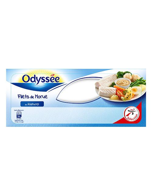 filet de poisson morue odyssée photo film stylisme culinaire recette food style rhone lyon packaging pack