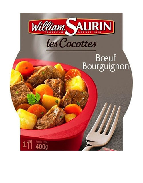 cocotte boeuf bourguignon  william saurin photo film stylisme culinaire recette food style rhone lyon packaging pack